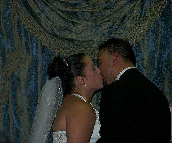 My brother inlaw & sister inlaws wedding on 11/29/08 in Queens NY.