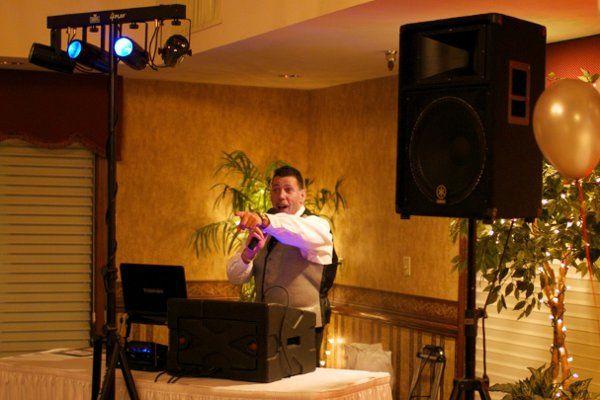Citrus Hills, FL Wedding Reception 11/2011