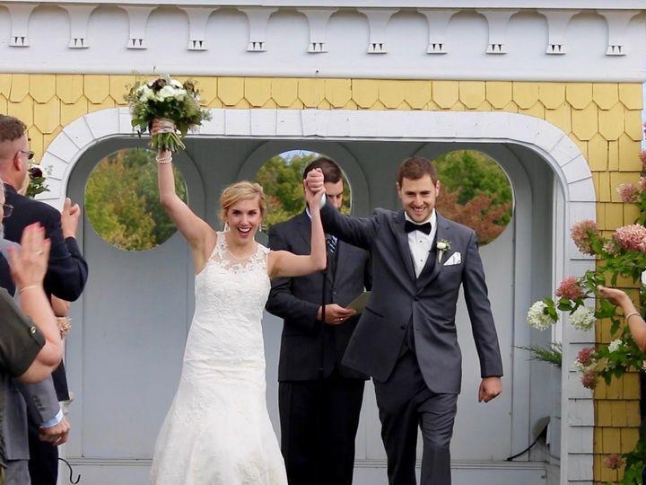 Tmx 1475009232519 Ceremony Mike Melissa 1 Foxboro, MA wedding videography