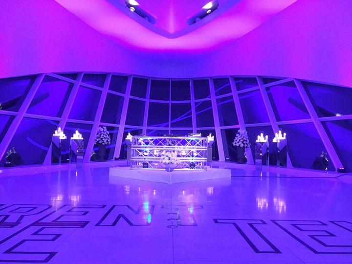 Venue design and lighting