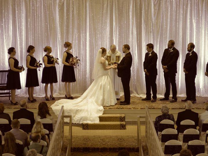 Tmx 1500570685266 Crystal Backdrop 5 Milwaukee, WI wedding dj
