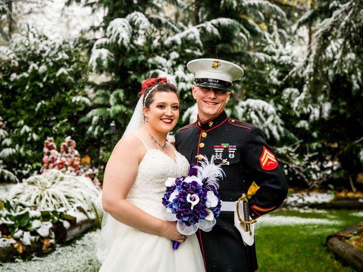 Tmx 1518247911 C78713503a451e96 1518247909 19ef02b082473ebc 1518247905104 25 Marine Couple Sno Black Diamond, Washington wedding venue