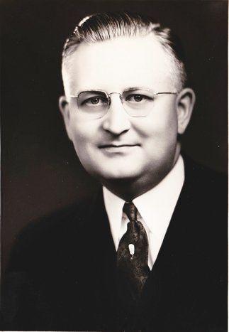 Paul E. Morrison, Founder Morrison Jewelers, 1934