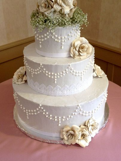 wedding cake bakery burlington vt dellveneri bakery wedding cake rutland vt weddingwire 21924