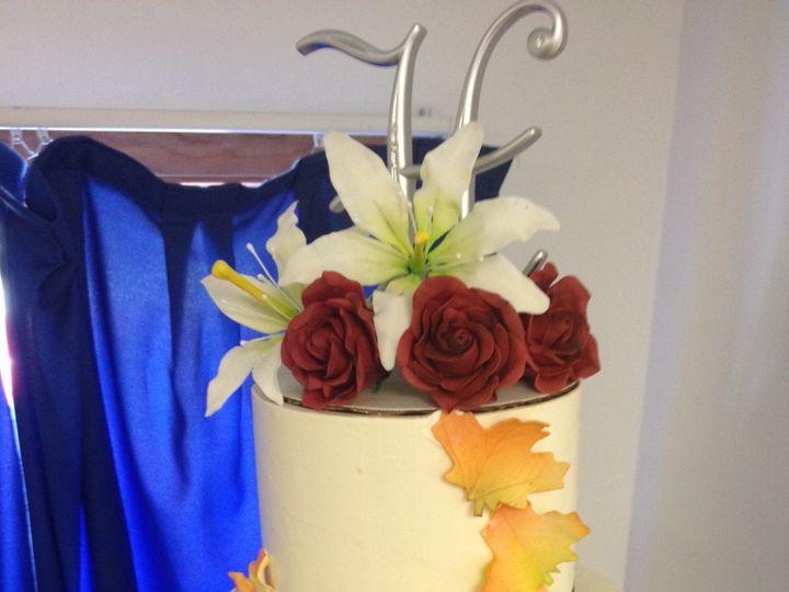 Tmx 1447960774234 Image1 Rutland, VT wedding cake