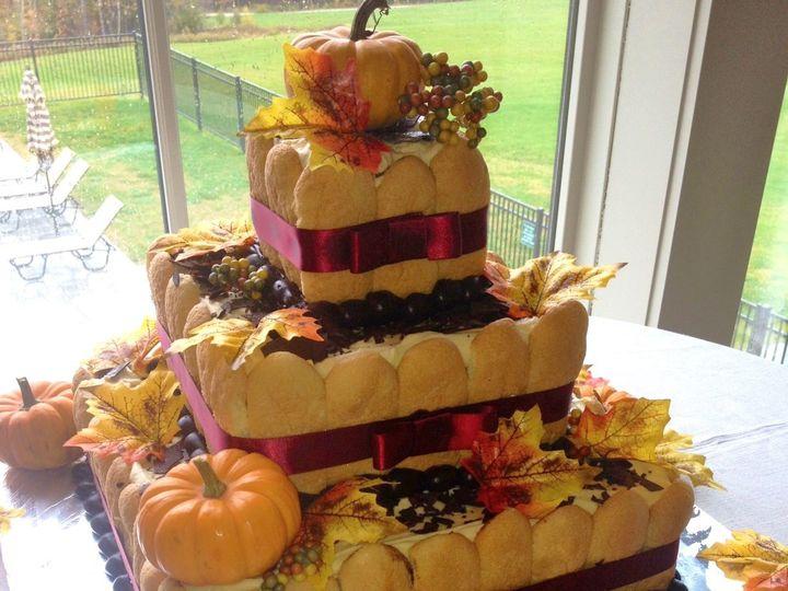 Tmx 1447960858606 Image5 Rutland, VT wedding cake