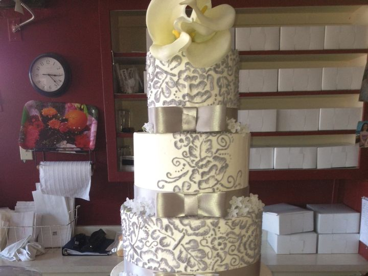 Tmx 1447960922194 Image8 Rutland, VT wedding cake