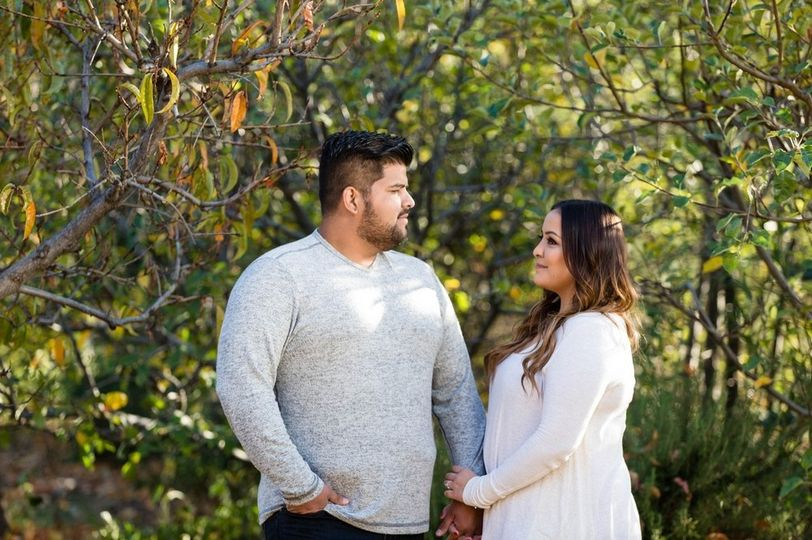 Engagement in Oak Glen