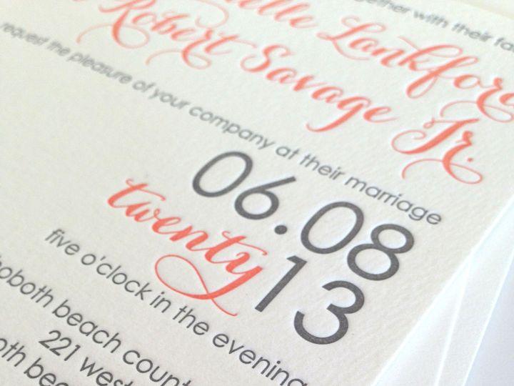 Tmx 1403462166521 Img2801 Milton wedding invitation