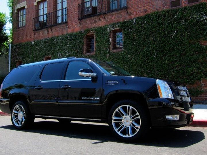Tmx 1378754186827 Cadillac Escalade Esv Los Angeles wedding transportation