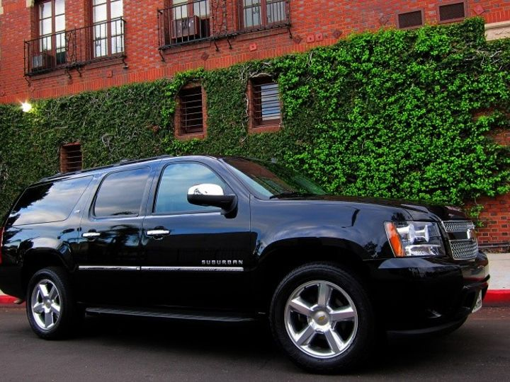 Tmx 1378754201970 Chevy Suburban Los Angeles wedding transportation