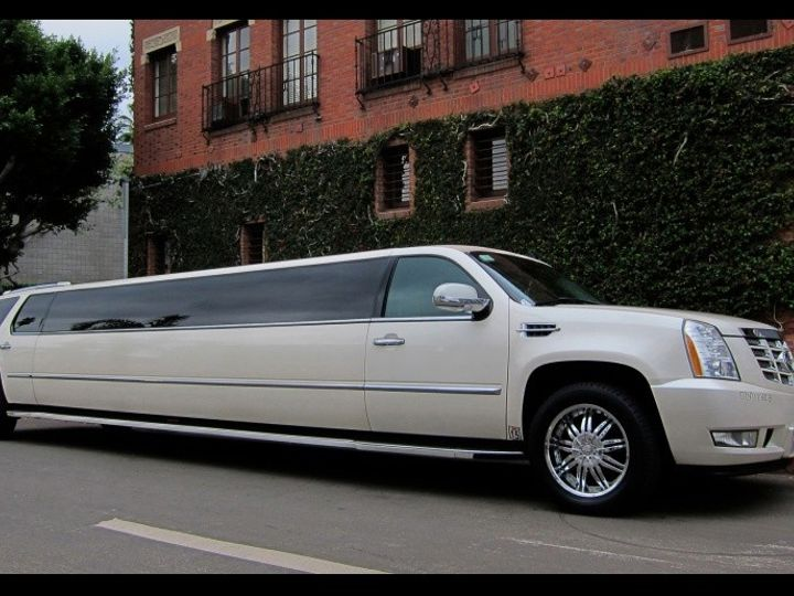 Tmx 1378754550559 Cadillac Escalade Limo 22 Pax Los Angeles wedding transportation
