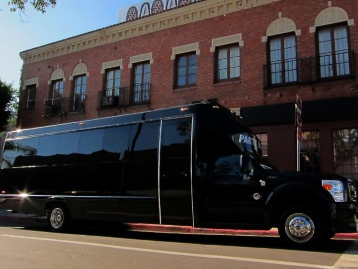 Tmx 1378754743595 Party Bus 25 Pax Los Angeles wedding transportation