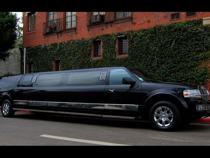 Tmx 1378755169736 Lincoln Navigator Limo 14 Pax Los Angeles wedding transportation