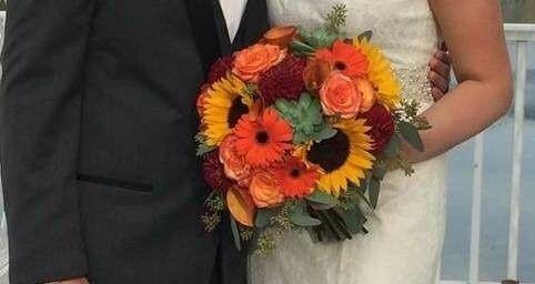 Tmx 1487616728849 Wed Littlestown, Pennsylvania wedding florist