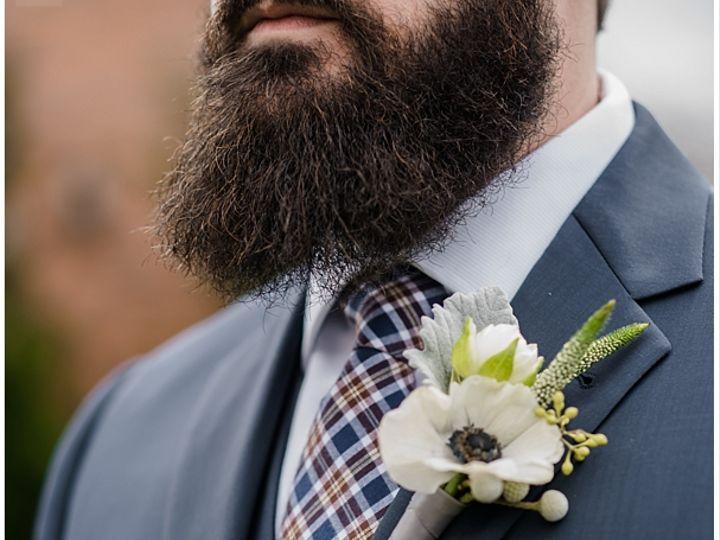 Tmx Anemone Boutonniere 51 59642 157929125765674 Littlestown, Pennsylvania wedding florist