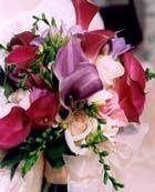 purplecallabouquet