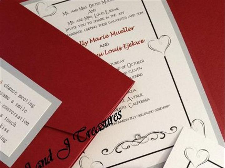 Tmx 1332174825166 Crowneplaza Elk Grove wedding invitation