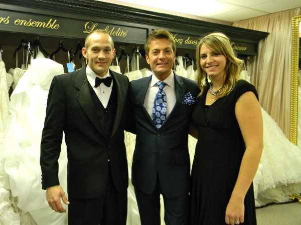"""Entertaining TLC's Randy Fenoli from """"Say Yes to The Dress"""""""