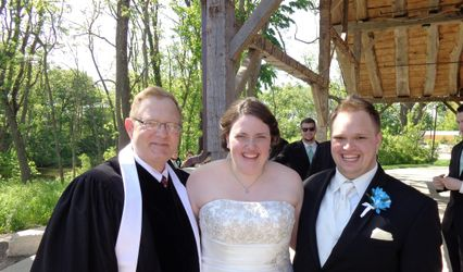 Rev. Mark Hall Wedding Officiant