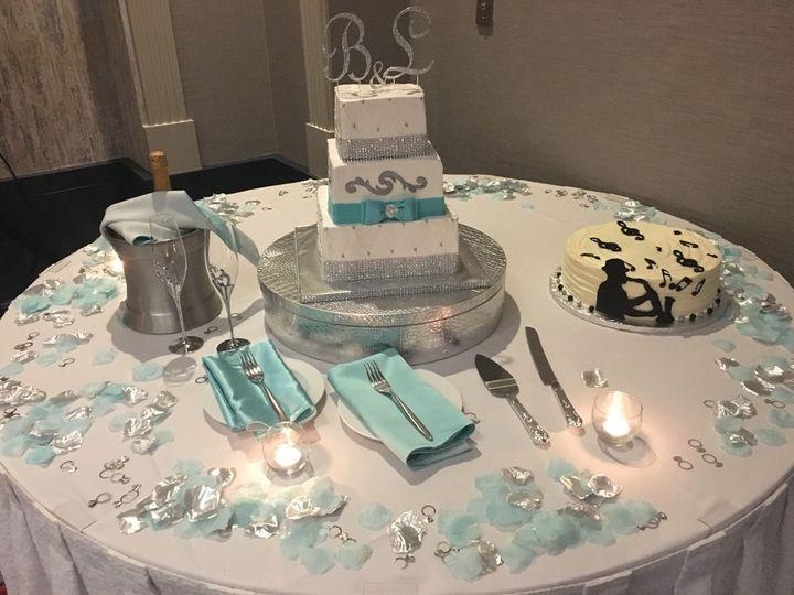 Wedding cake - butter sweet bakery