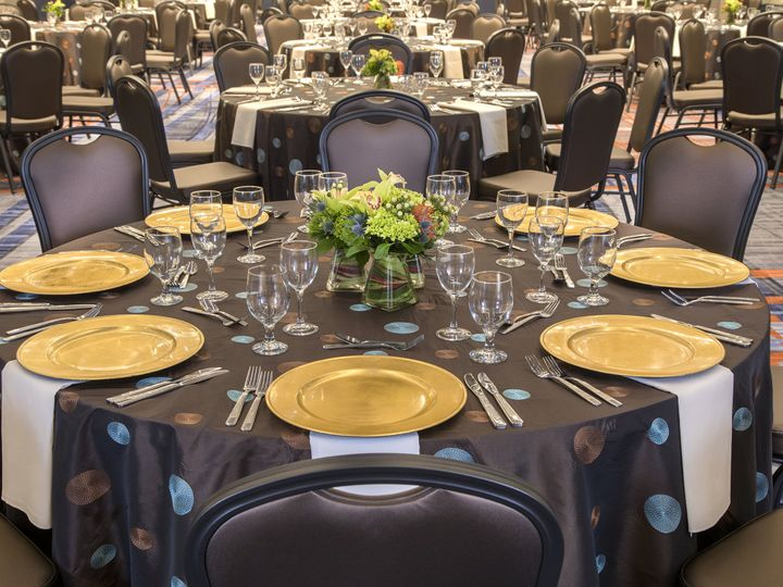 Tmx Chattahoochee Set Floral And Charger 51 991742 V2 Atlanta, GA wedding venue