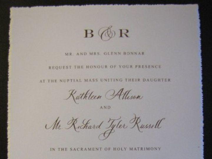 Tmx 1291085733519 04545 Pawleys Island, SC wedding invitation