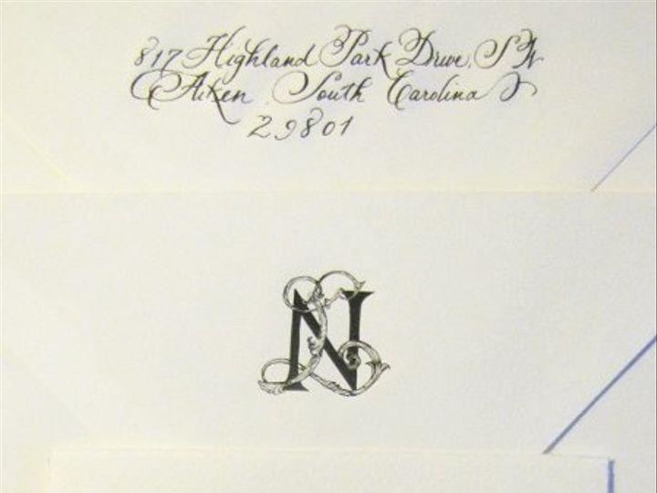 Tmx 1291085815488 06161 Pawleys Island, SC wedding invitation