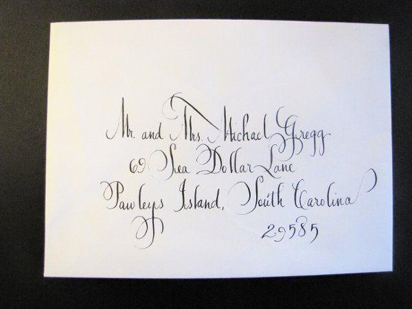 Tmx 1291089445128 05252 Pawleys Island, SC wedding invitation