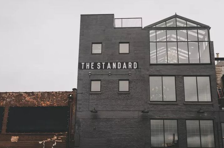 The Standard headquarters