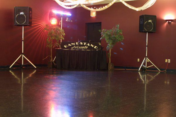 System Set up - Millard Plaza Ballroom