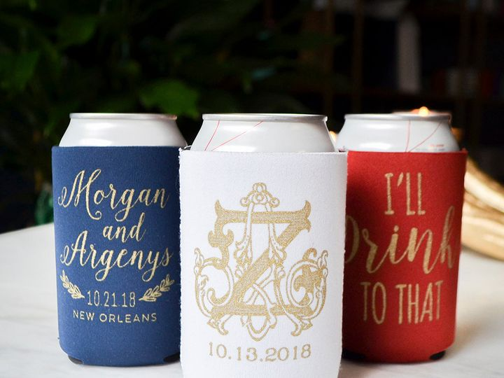 Tmx Can Cooler 09 51 63742 1564771943 Austin, TX wedding favor