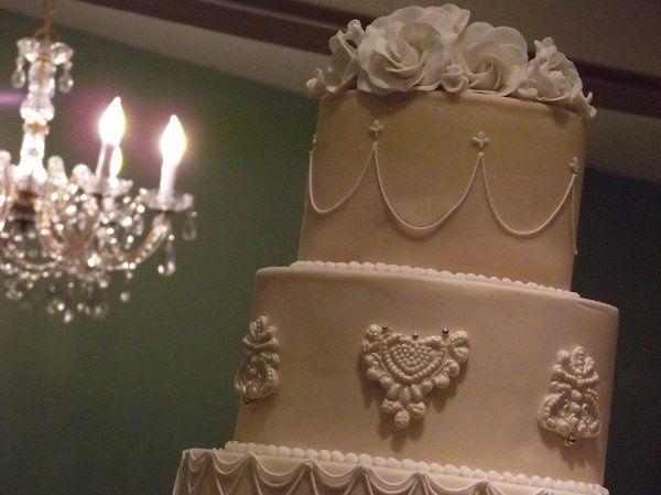 Tmx 1296083186724 Carol1 Saint Augustine wedding cake