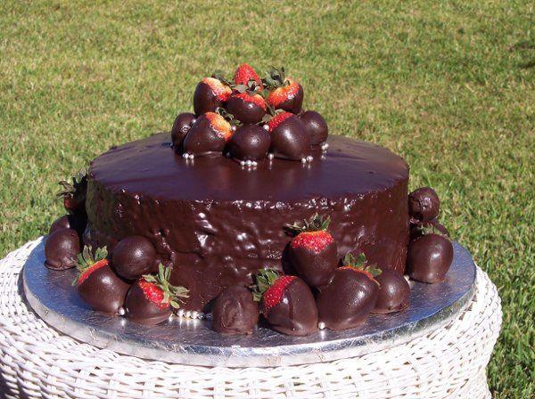 Tmx 1296083219146 KJGrooms Saint Augustine wedding cake