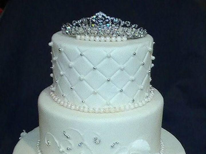 Tmx 1296083235490 WeddedBliss1a Saint Augustine wedding cake