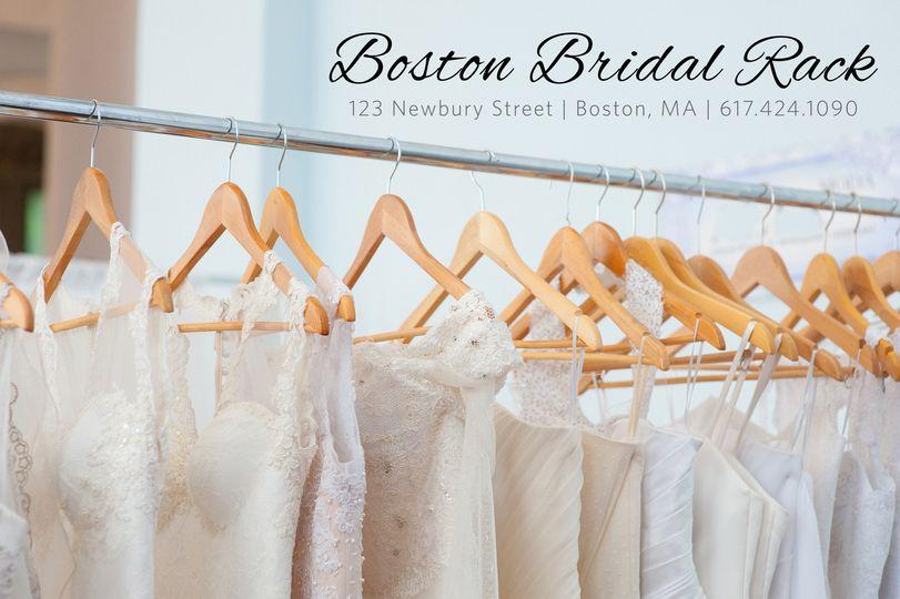 boston bridal rack cover photo