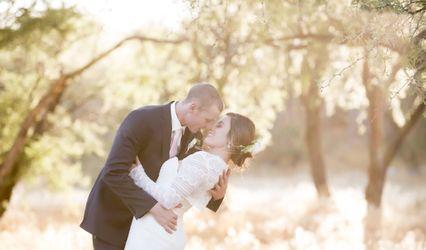 The wedding of Matt and Kathleen
