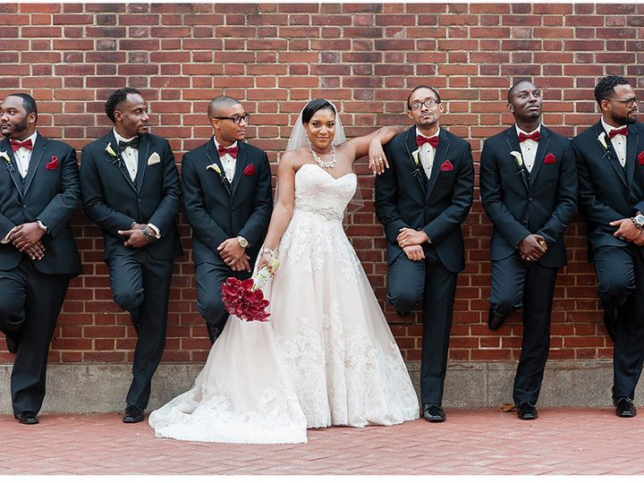 Tmx 1481399770315 Franklin Hotel Independence Park Philadelphia Phot Woodlyn wedding photography