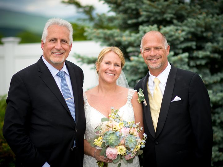 Tmx 1482283423301 Smd With Laura Sangesland And Blair Coburn June 4  Merrimack, New Hampshire wedding officiant