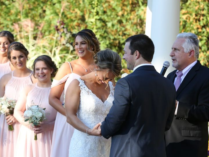 Tmx Photo Of Smd At Arel Wedding 51 56742 1558356594 Merrimack, New Hampshire wedding officiant