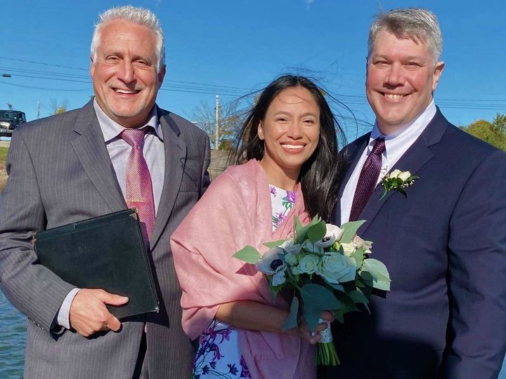 Tmx Photo Of Smd With Josephine Daryl 4 51 56742 160306878228226 Merrimack, New Hampshire wedding officiant