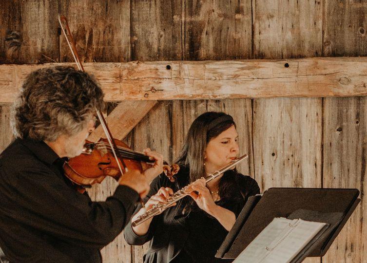 Violin & Flute Duo E. Trafton