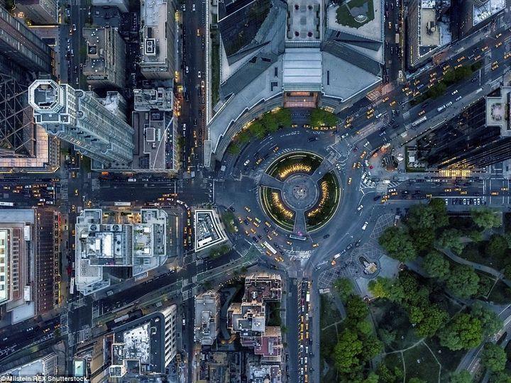 Tmx 1436810197760 Aerial View Columbus Circle New York, NY wedding venue