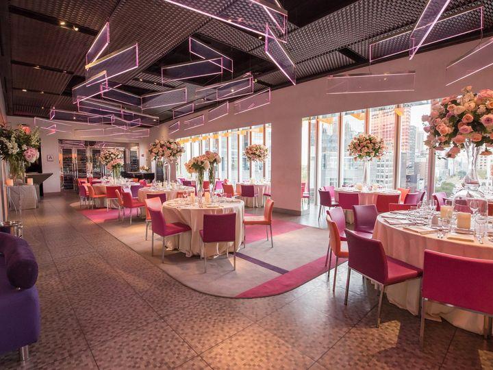 Tmx 1510344318158 Reception Set Up In Main Dining Room 3 New York, NY wedding venue