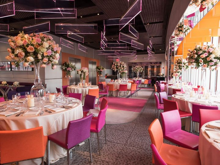 Tmx 1510344327631 Reception Tables In Main Dining Room New York, NY wedding venue
