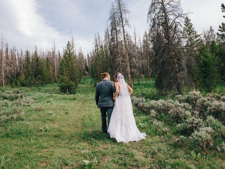 Tmx 1472065502033 Abbey Ehren Ceremony 0293 Winter Park, CO wedding dress