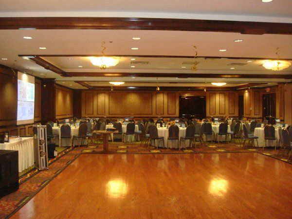 You can add our gorgeous hardwood dance floor for the perfect 1st dance.