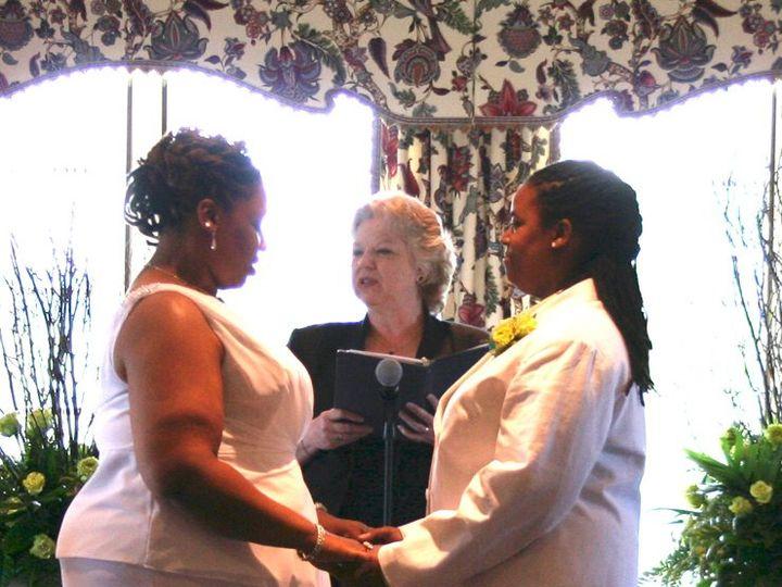 Tmx Bridgette And Carmela 51 379742 Bolingbrook, Illinois wedding officiant