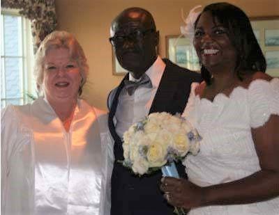 Tmx Sonja And Kwame 51 379742 Bolingbrook, Illinois wedding officiant