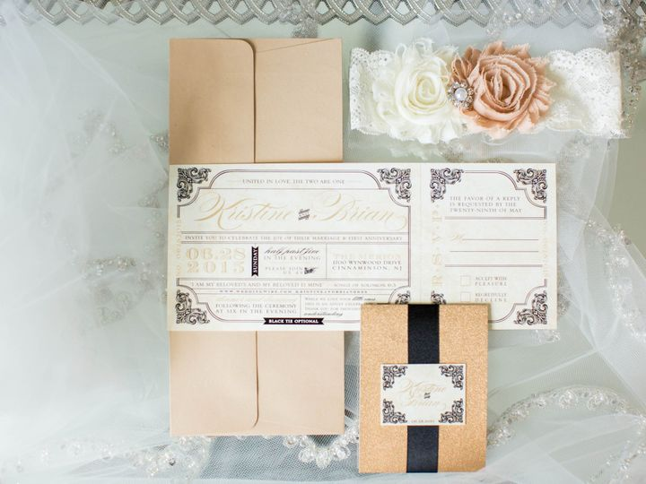 Tmx 1459901612936 Themerionnjsummerweddingdetails58of197 Kendall Park wedding invitation